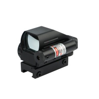 HD103B Holographic sight 4 Reticle with Red Laser sight