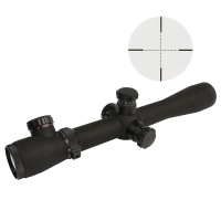 3.5-10x40 EG AOIR Red/Green Illuminated Riflescope Frosted surface 30mmTube