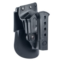 Tactical Holster - Fits Glock 17 19 22 23 31 32 34 35  Black Standard Edition Nylon Holsters
