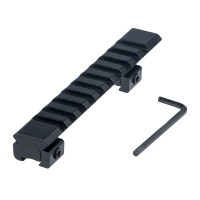 125mm Length hunting mount 10mm to 20mm for Picatinny Rail Hunting Rifle hunting scope mount D0027