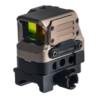 FC1 Red Dot Sight Reflex Sight Holographic Sight for 20mm Rails 20mm Scope Mount For Hunting Rifle