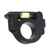 Riflescope Bubble Level Spirit Level for 30mm/25mm Tube Tactical Riflescope  for Hunting  Accessory