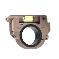 Riflescope Bubble Level Spirit Level for 30mm/25mm Tube Tactical Riflescope  for Hunting Gun Accesso
