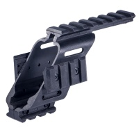 Tactifans Universal Tactical Pistol Scope Sight Laser Light Mount With Weaver & Picatinny Rail Glock