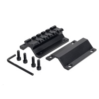 Universal Single-rail Rifle Barrel Mount 5 Slots