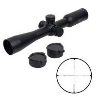10X40SFE Riflescope illuminated Red/Green Rifle scope 1/8MOA 30MM Tube