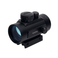 Optics Sight 1X40 Illuminated Red Green Dot with 11/20mm rail for Hunting
