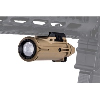 Tactical XH15 Polymer LED Weapon Light DE
