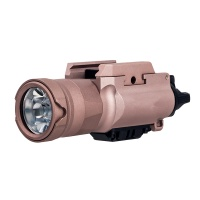 XH35 Polymer LED Weapon Light DE