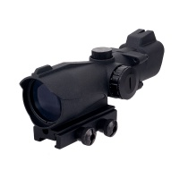 ANS tactical optical 2x42 Dot Sight hunting air gun red / green dot sight magnification scope for airsoft hunting