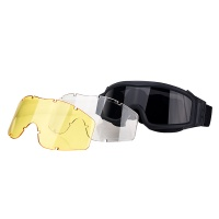 Hunting goggles Wind Dust Protection Tactical Glasses Outdoor Sports Motorcycling Glasses BK