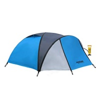 Inflatable Air Tent 4 Person Windproof Waterproof for Family Camping Party Resort Beach
