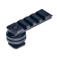 Tripod Mount Screw to Flash Hot Shoe Adaptor For Camera Red dot scope  Accessory