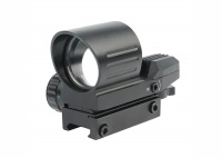 Hunting Tactical Holographic Scope 4 Type Reflex Red Green Dot Sight 11mm Rail