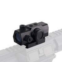 1x20 Compact Push Button Red Dot Sight
