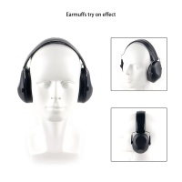 Professional Safety Earmuffs Best Noise-canceling Earmuffs
