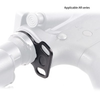 AR Dual Loop Sling Adapter End Plate Right/Left Handed Mount