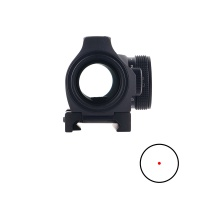 1X20 Tactical red dot sight with Riser Mount