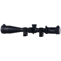 Sparwod 6-24x50 Rifle Scope First Focal Plane FFP with Illuminated Rangefinder Reticle