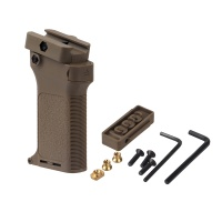 Tactical 3 System Tilt Front Grip Fit For Keymod Mlok Picatinny Rail