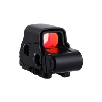 EXPS Holographic Sight + G43 Magnifier with QD Flip To Side Mount
