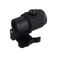 G43 3X Magnifier with QD Flip To Side Mount