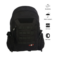 COBRA FANGS 45L Tactical Military Backpack MOLLE for Outdoor Hunting Hiking Camping Trekking Traveling