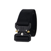 Tactical Cobra Buckle Riggers Belt Duty Military Soldier Combat Waistband with QR Aluminum Buckle