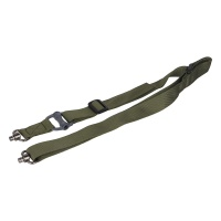 Single 2 Point Adjustable Multi-Mission Sling with Dual QD Swivels