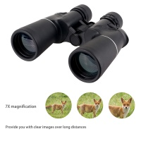 7X50 Compact Binoculars for Stargazing Birdwatching Sports