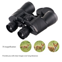 Lightweight 7X50 Binoculars With Strap And Case