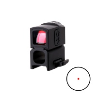 P-1 Red Dot Reflex Sight with QD Mount