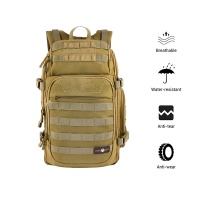 40L Tactical MOLLE Military Backpack