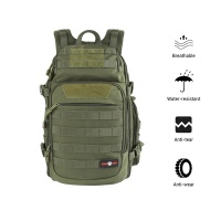 COBRA FANGS Tactical Survival Backpack