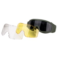 Shooting Glasses Military Airsoft Tactical Goggles