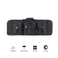 "Tactical 42"" Dual Rifle Case"