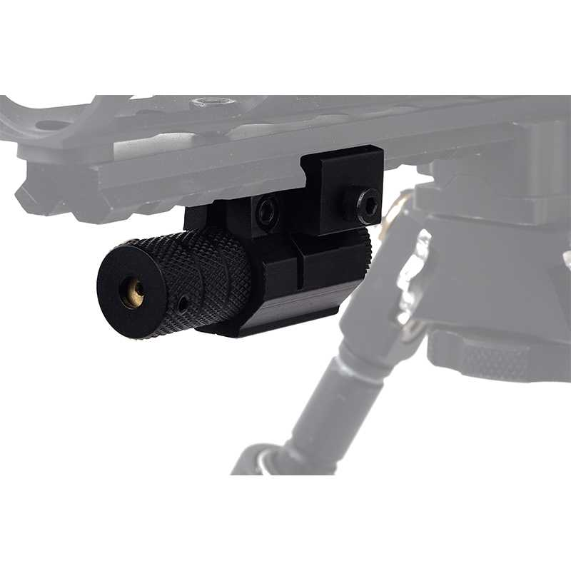 Mini Red Laser Sight Hang Type with Picatinny Mount