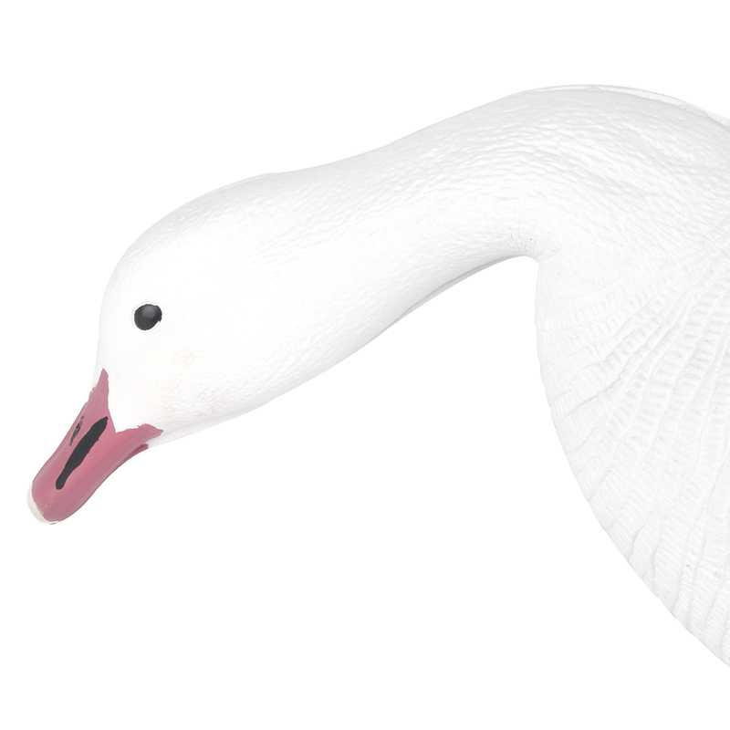EVA Snow Goose Hunting Decoys for Shooting Practice Lawn Garden Decoration